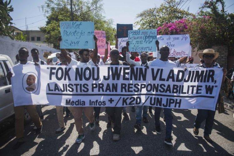 Prensa independiente de Haití denuncia ataques al gremio