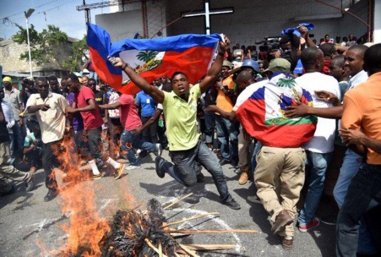 Red de Defensa denuncia represión y limitación de los derechos en Haití