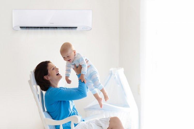 Cuida a tu bebé protegiéndolo de la contaminación del aire