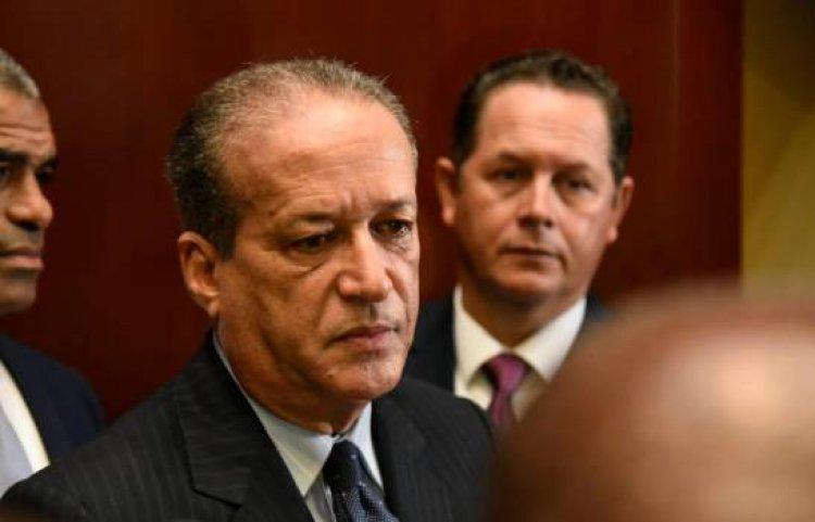 Reinaldo Pared felicita elección nuevos jueces del Tribunal Constitucional