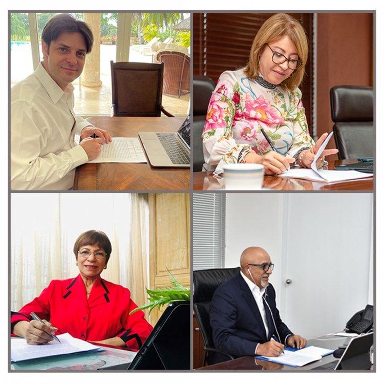 Sector financiero y Fintech firman acuerdo para mejorar la inclusión financiera en RD