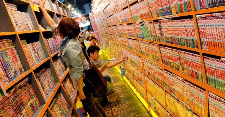 """Mercado del cómic japonés alcanzó récord en 2020 por """"Guardianes de la noche"""""""