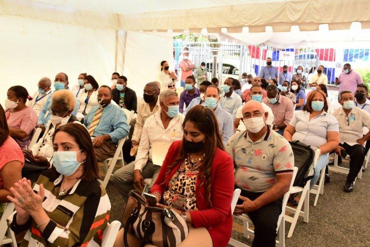Alcaldía de SDN sortea obras por más de 58 millones de pesos | Aguajero  Digital