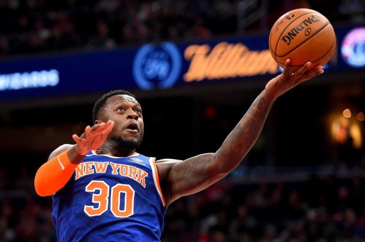 Randle y Knicks logran el objetivo de tener marca ganadora