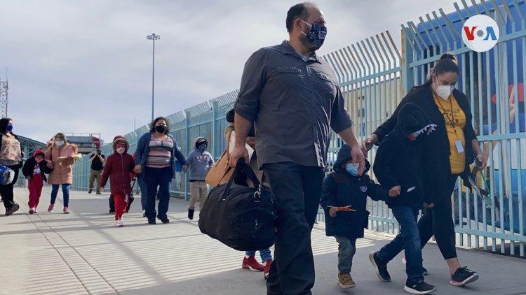 """""""Paciencia"""": palabra de orden para miles de inmigrantes que aspiran hacia EE.UU."""