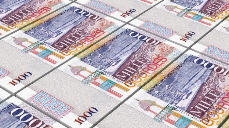 Moneda nacional haitiana se desploma casi un 20 por ciento en seis meses