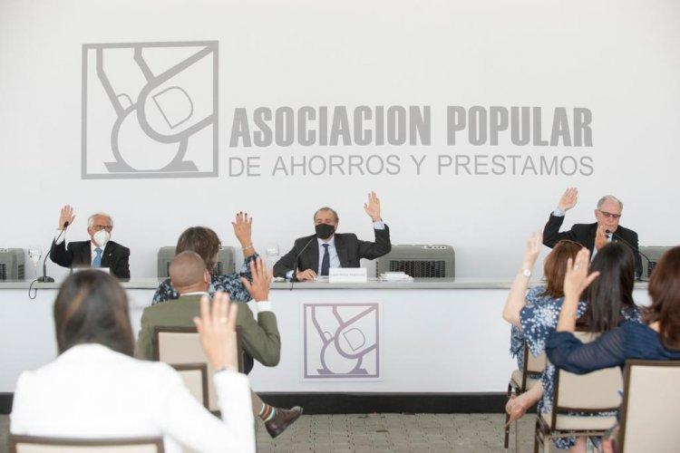 Asamblea anualActivos de APAP crecen 9.3%