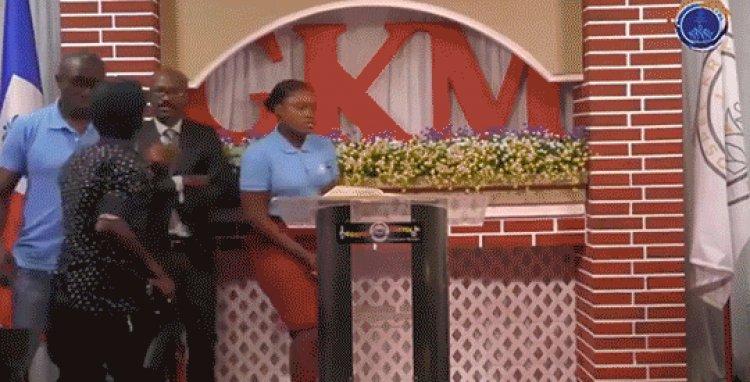Un pastor adventista y feligreses son secuestrados en Haití mientras transmitían culto en vivo