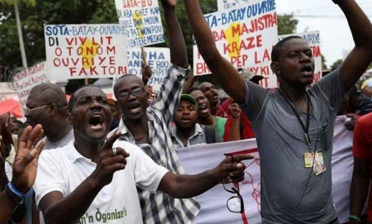 Gobierno de Haití alienta a opositores a participar en elecciones