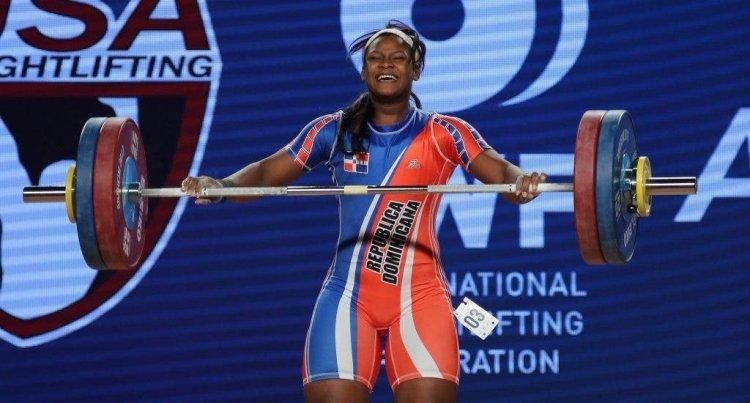 Crismery Santana va por el boleto y el primer lugar en clasificatorio a JuegosOlímpicos