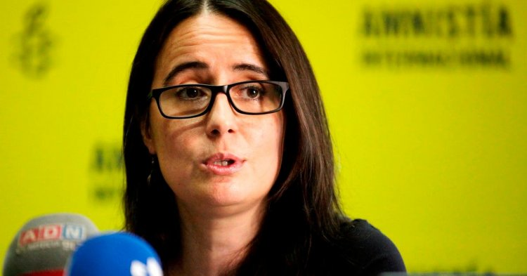 """Amnistía Internacional: El Gobierno de Chile es """"sordo"""" y no escucha a nadie"""