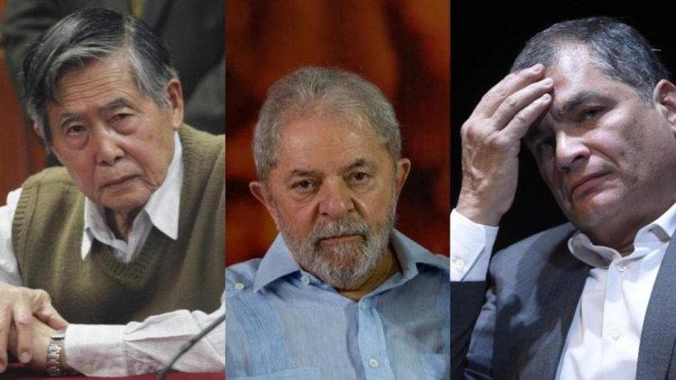 El 7 de abril: Una fecha funesta enla vida de tres expresidentes de AL