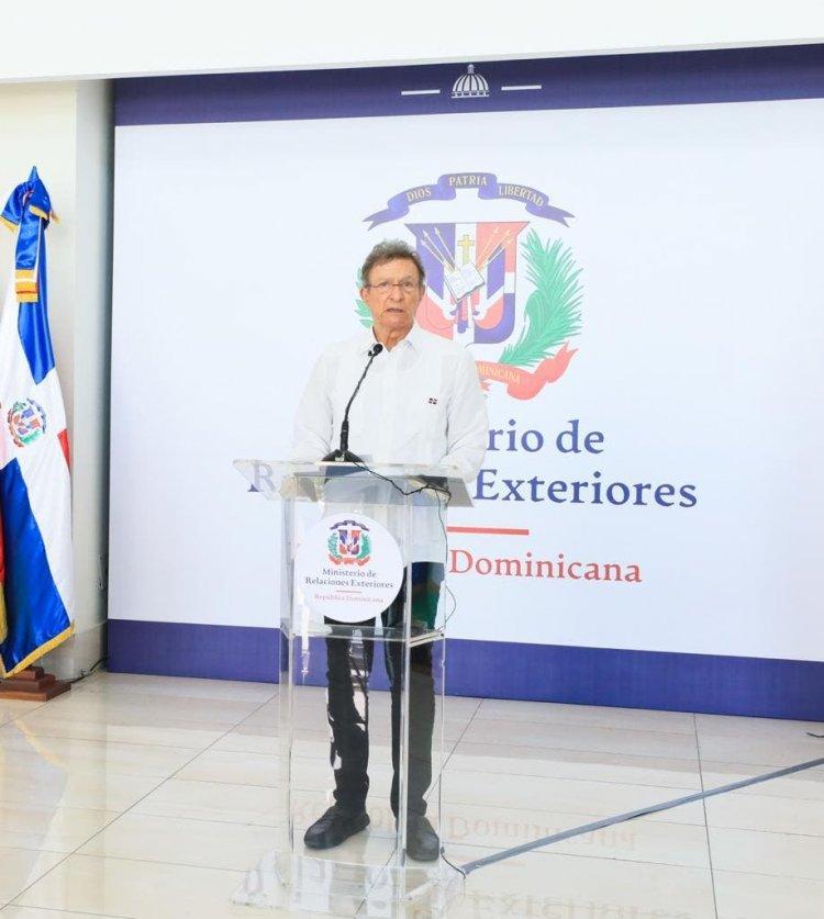 Gobierno dominicano asegura reforma constitucional sería punto de partida para mejor gobernanza en Haití