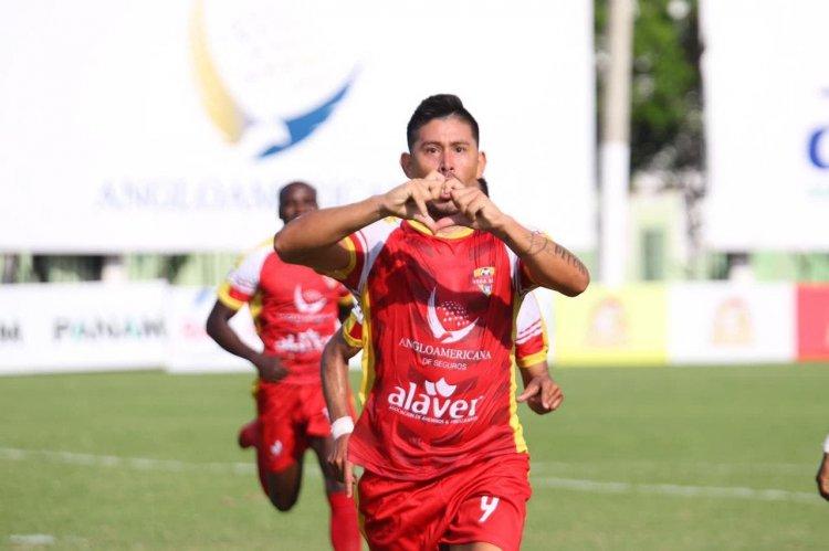 Con gol agónico de Jáquez, Atlético Vega Real vence al Atlántico FC