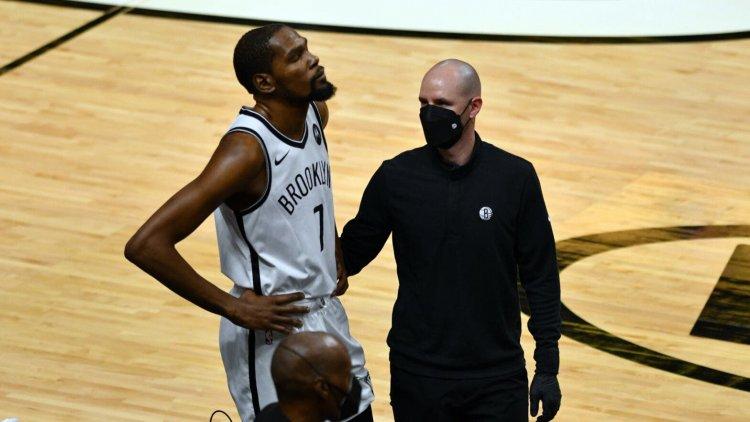 Kevin Durant deja a los Nets en derrota ante el Heat
