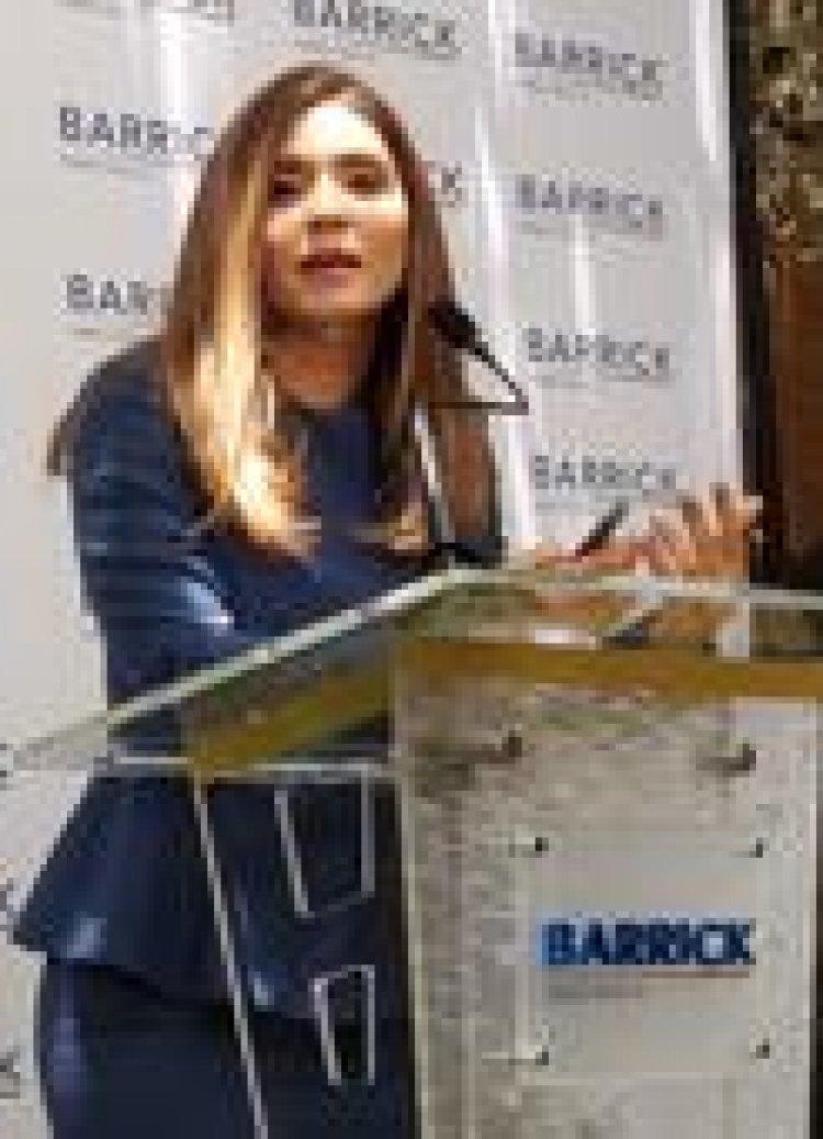 Barrick tiene US$1,300 millones para construir una presa de relave