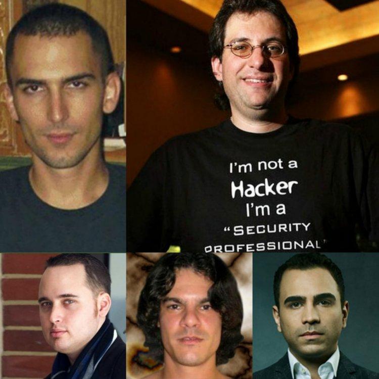 Vulneraron la seguridad informática: las historias de cinco de los hackers más famosos