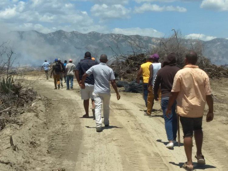 Campesinos de Tamayo piden intervención de presidente Abinader ante presuntos atropellos de consorcio