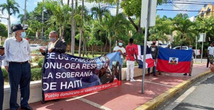 Grupos defienden derecho de Haití a disfrutar de las aguas del río Masacre