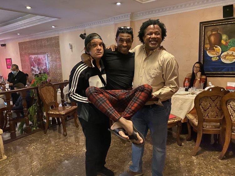 Los Sanky Panky se van de safari: Fausto, Correa y Pachulí firman contrato para rodar cuarta película