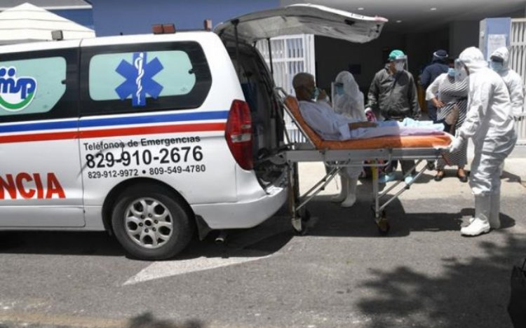 Salud Pública RD notifica 774 nuevos contagios covid-19 y tres muertes
