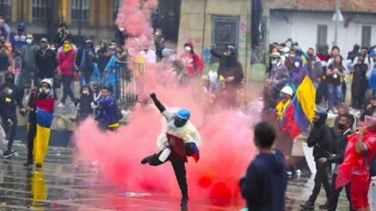 Al menos 27 muertos en Colombia en el marco de las protestas, dice la Fiscalía