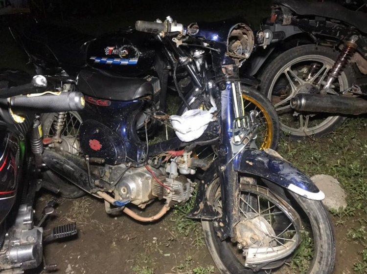 Accidente de tránsito en Bayaguana deja un muerto y dos heridos