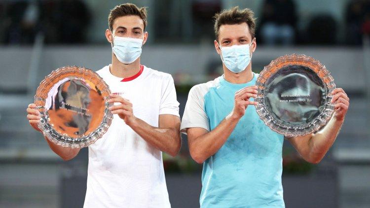 """Marcel Granollers el primer español en ganar en dobles: """"Es algo increíble"""""""