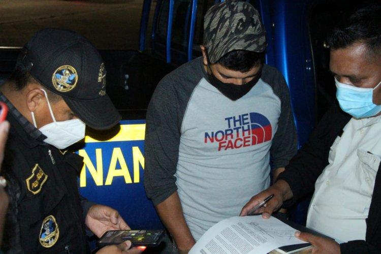 Capturan a guatemalteco solicitado en extradición por EEUU por narcotráfico