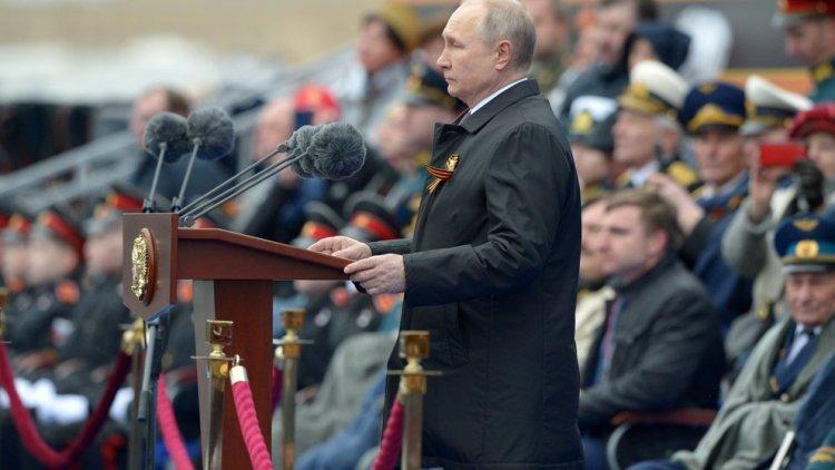 RUSIA: Vladímir Putin afirma defenderá 'firmemente sus intereses nacionales'