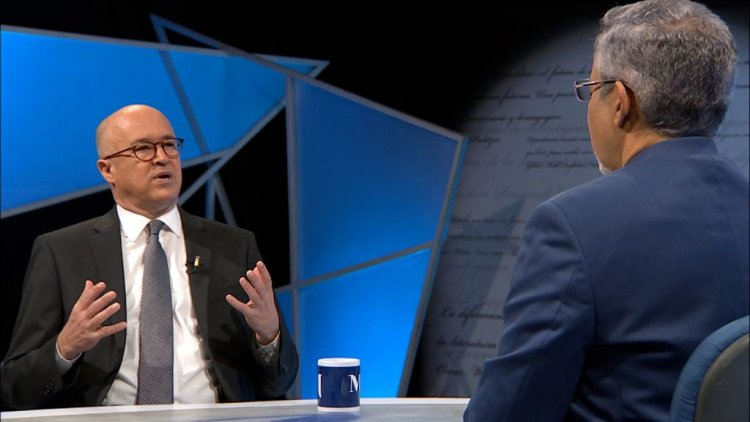 """Domínguez Brito: """"El gobierno no tiene la más mínima idea de lo que hay que hacer en seguridad ciudadana"""""""