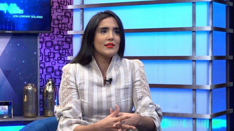 Aisha Syed Castro: Mi inspiración más grande es la disciplina