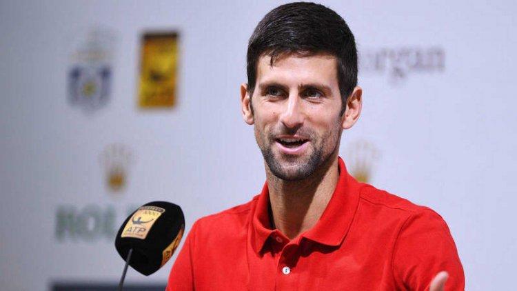 """Djokovic: """"Los 'Grand Slam' son mi prioridad en este momento de mi carrera'"""""""