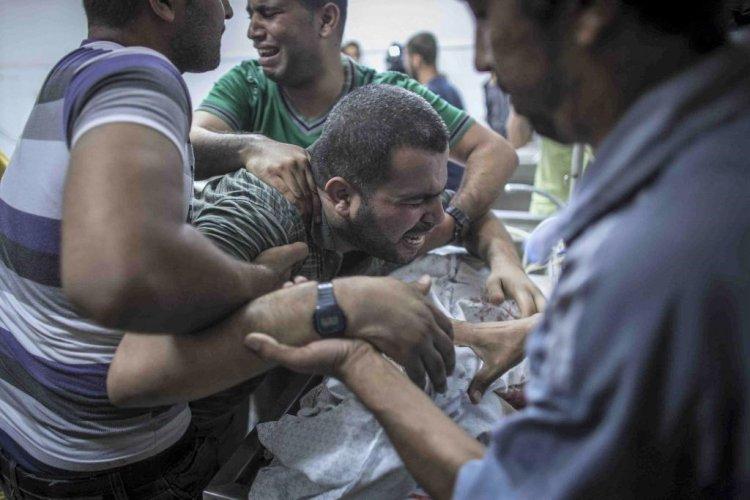 Nueve muertos en Gaza, tres niños, por bombardeos de represalia israelí
