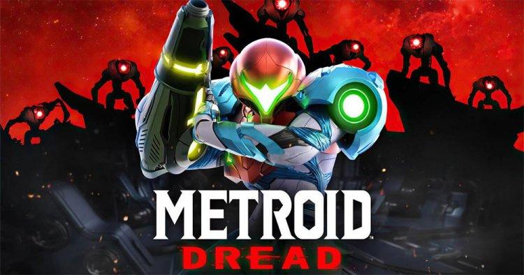 Nintendo anuncia lanza tráiler de Metroid Dread y Zelda: BotW 2