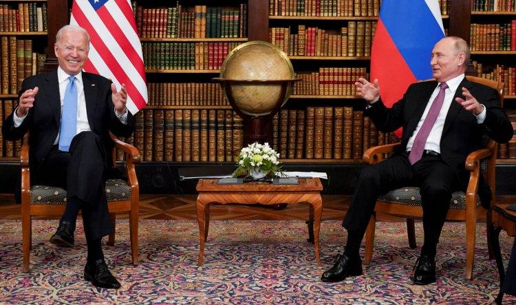 Biden afirma que Putin no quiere una Guerra Fría y EE.UU. tampoco