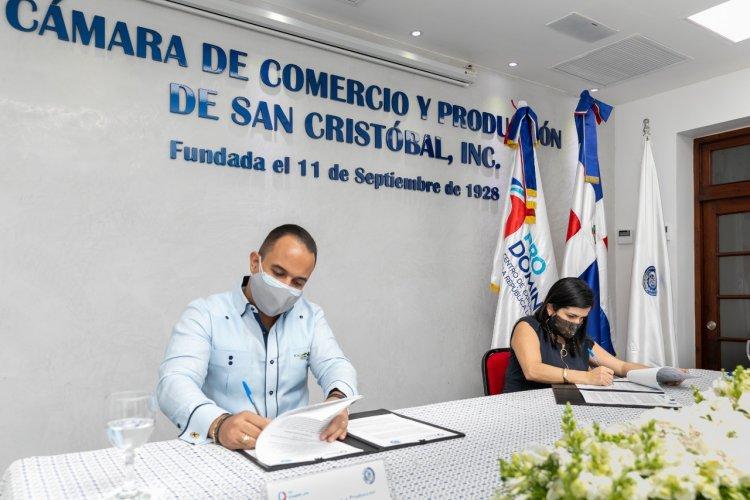 ProDominicana destaca potencial industrial de San Cristóbal