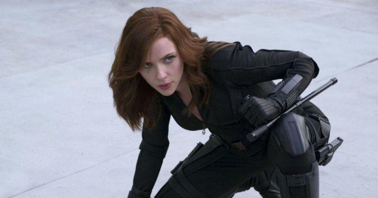 """Scarlett Johansson dice adiós a una Black Widow """"llena de dudas"""" y """"adorable"""""""