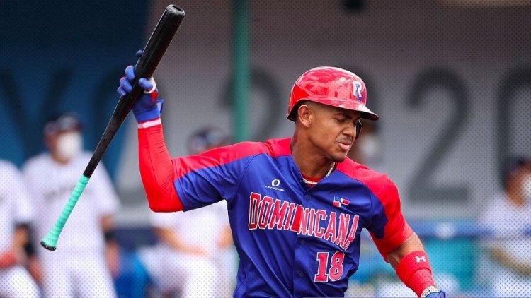 Dominicana no puede contener a Japón y pierde en el inicio béisbol olímpico
