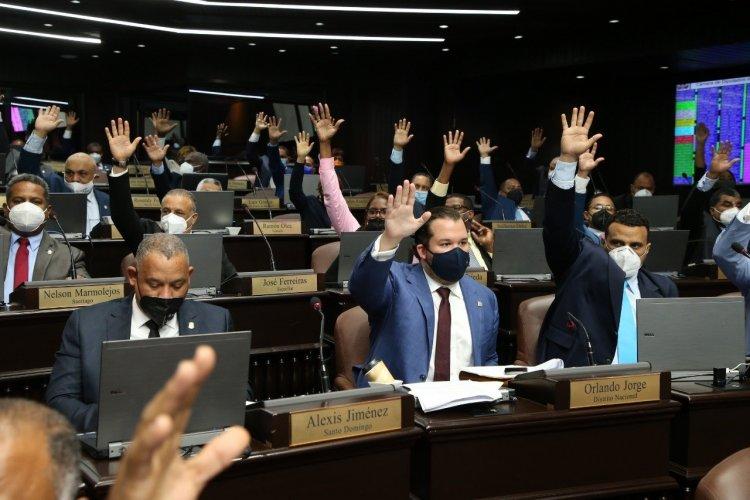 Diputados aprueban tres préstamos por un valor total de 139 millones de dólares