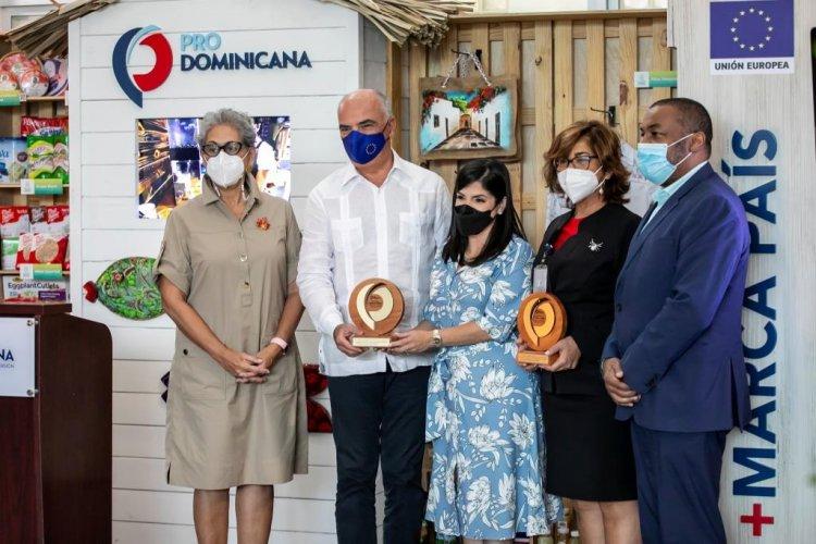 ProDominicana reconoce aporte de la Unión Europea para la Internacionalización de las Pymes en RD
