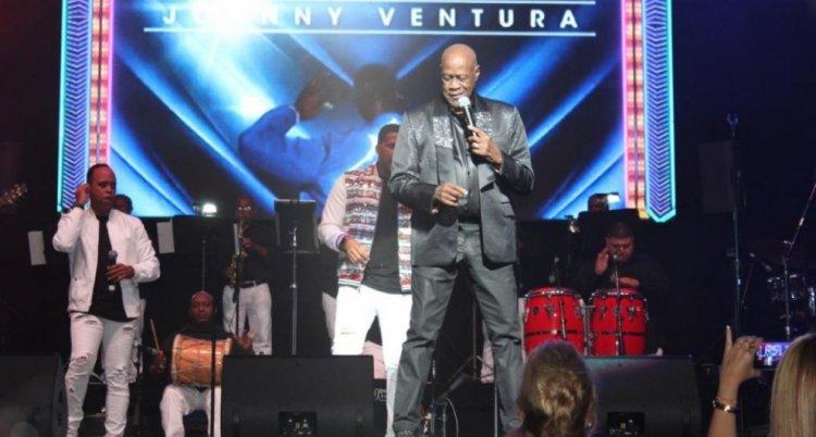 20 de los temas musicales de Johnny Ventura que son parte de la cultura popular dominicana