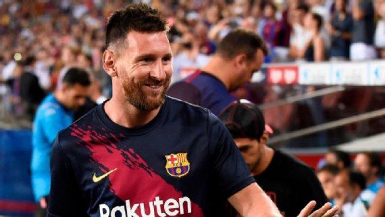 Lionel Messi ganará 35 millones euros por temporada con Paris Saint German