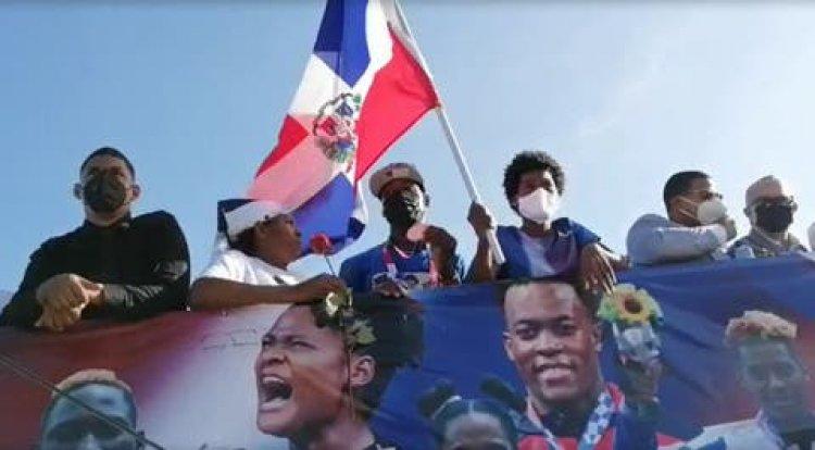 Dominicanos ofrecen un gran recibimiento a medallistas olímpicos