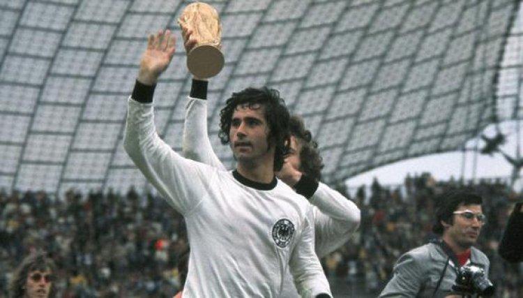 Fallece el Bayern de Múnich y el ex gran jugador de Alemania Occidental Gerd Müller