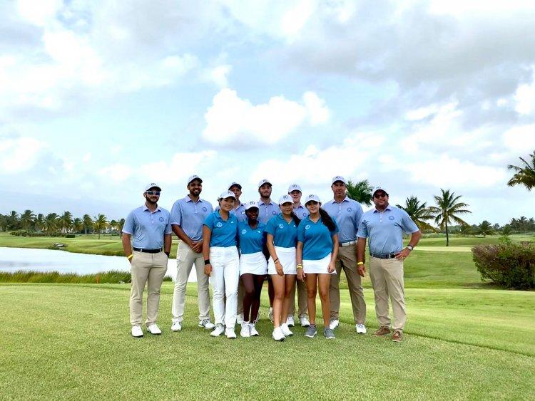 Selección de golf RD jugará en PR en el Caribbean Amateur Golf Championships