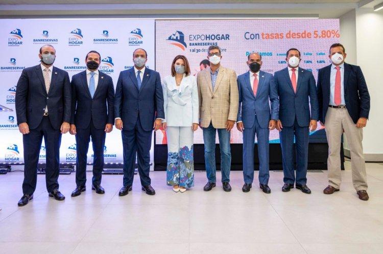 Expo Hogar Banreservas 2021 inicia con tasas desde 5.80%