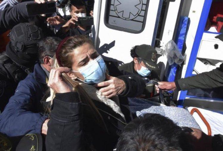 BOLIVIA: Justicia rechaza liberar a la expresidenta Jeanine Áñez