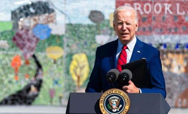 Joe Biden llama a la unidad y a dejar el miedo 20 años después del 11-S