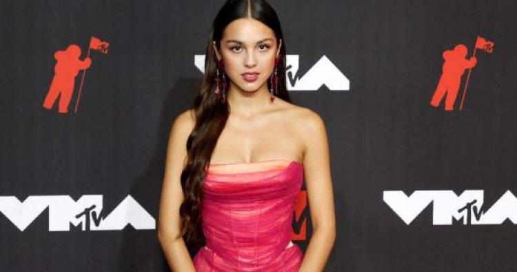 Olivia Rodrigo supera a Justin Bieber en los premios MTV VMA